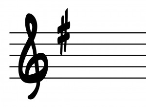 G Major Key Signature