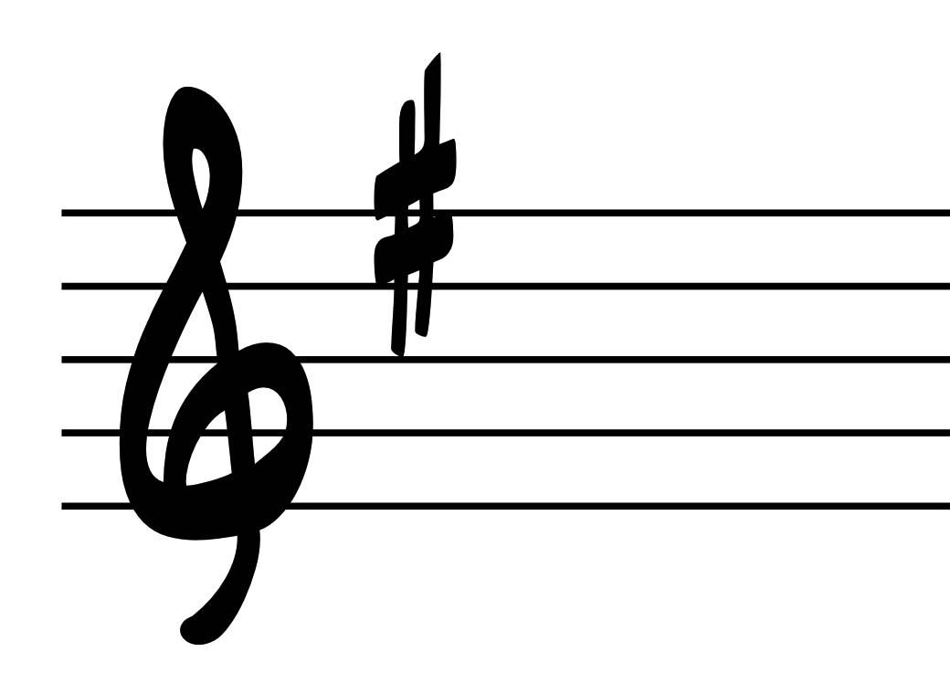 Hangár és garázs - Page 2 G-Major-Key-Signature