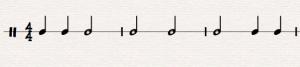 Combined Rhythms 2