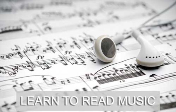 Learn to read music home page image