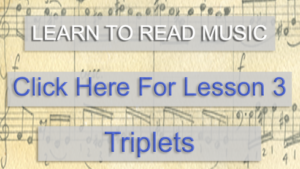 Music Theory Academy Advanced Course Lesson 3 triplets link image