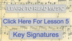 Music Theory Academy Advanced Course Lesson 5 Key Signatures link image