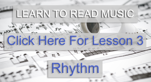 Music Theory Academy Beginner Course lesson 3 rhythm link image