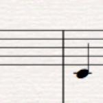 Arpeggio sheet music example