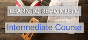 Music Theory Academy Intermediate Course logo image