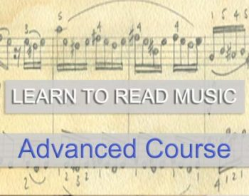 Music theory academy home page advanced course link image
