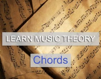 Music theory academy home page chords link image