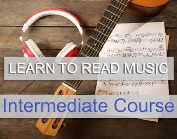 Music theory academy home page intermediate course link image