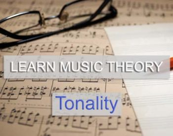 Music theory academy home page tonality link image