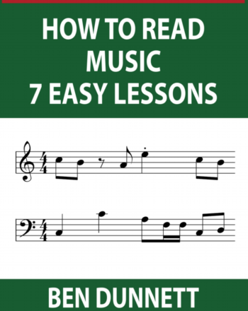 how to read music ebook