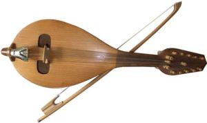 medieval lyra image