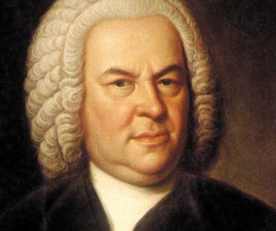 JS Bach picture
